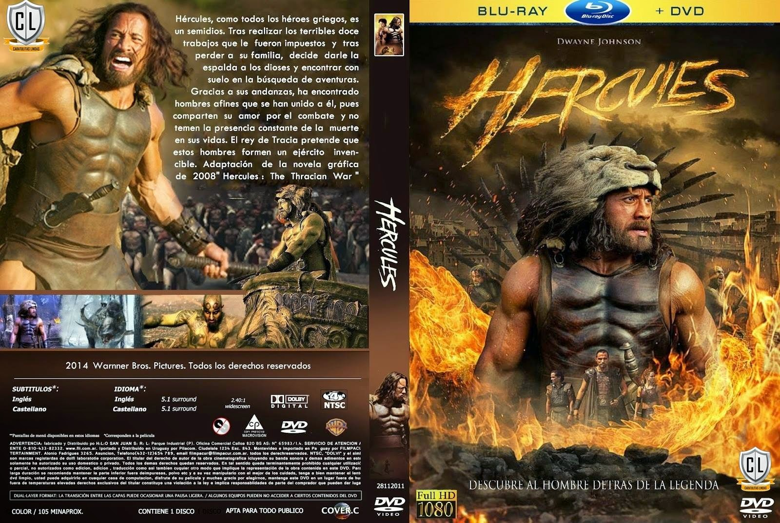 Hercules 2014  Rotten Tomatoes  Movie Trailers