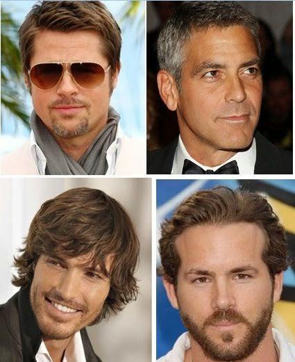 Kapsels Mannen Voorbeeld