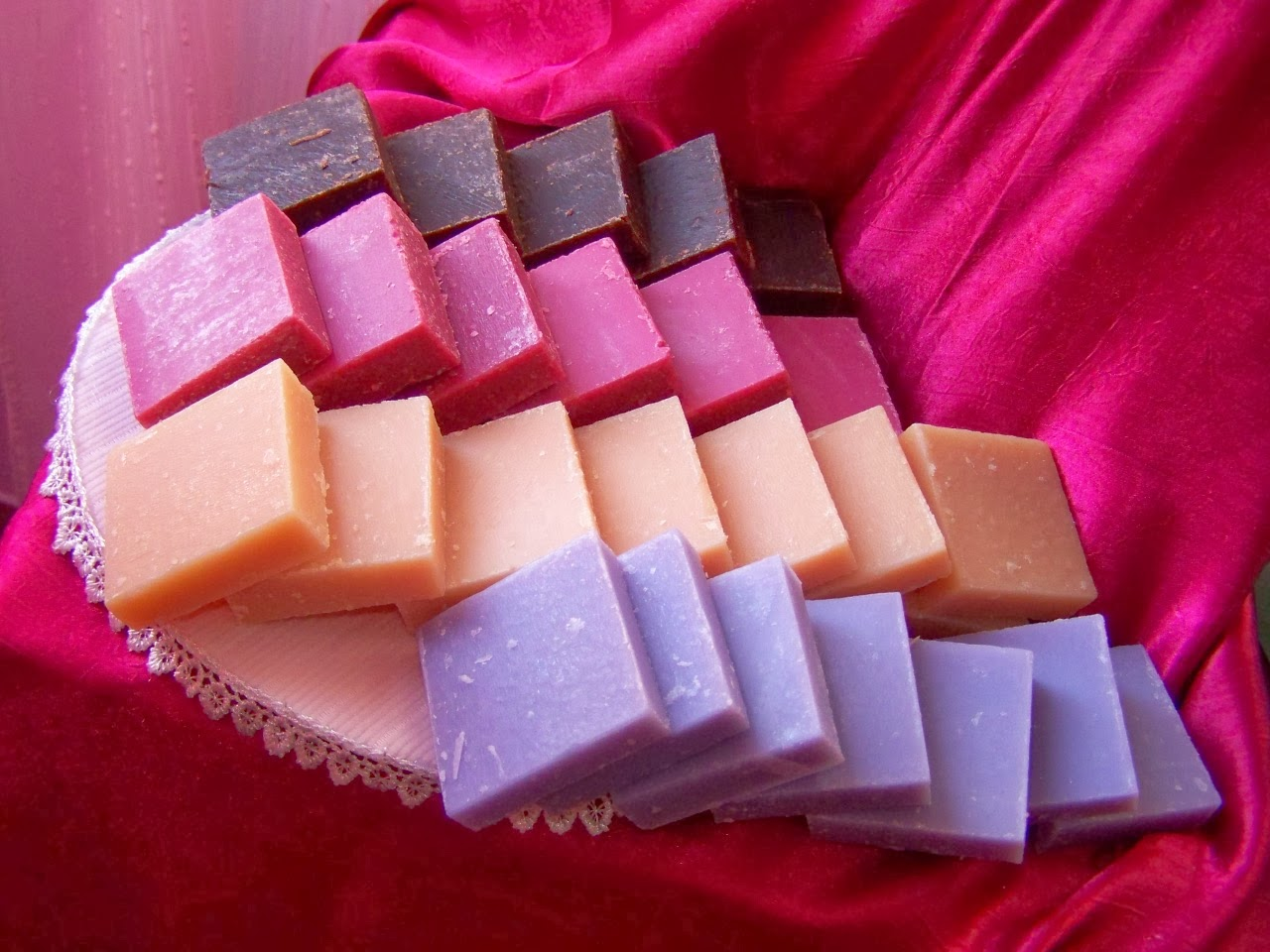 Jabones Artesanales 100% Aceite Coco