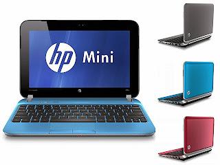 Harga Notebook HP Mini 210-4025TU Terbaru