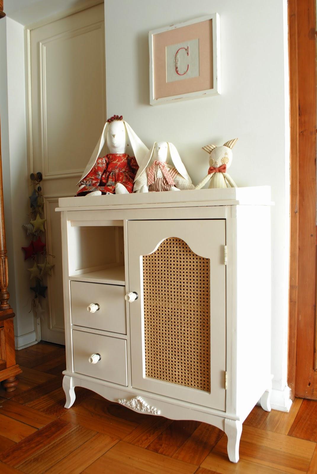 Paz montealegre decoraci n mudador estilo provenzal - Dormitorios estilo provenzal ...
