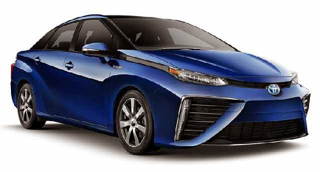 2016 Toyota Mirai Price