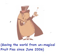 Save the Fruit Pie Magician