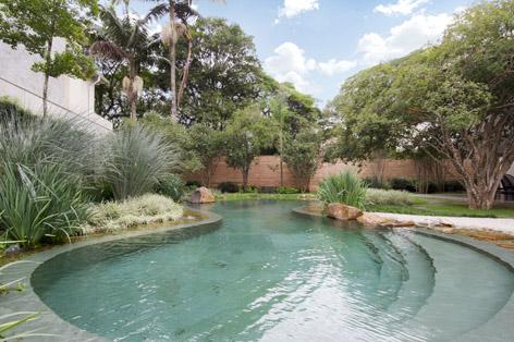 revolu o no quintal piscinas naturais