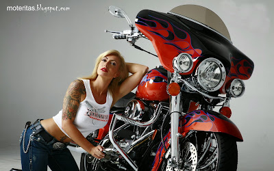 harley-davidson-babe-girls-motorcycle-biker-custom-wallpaper-full-hd
