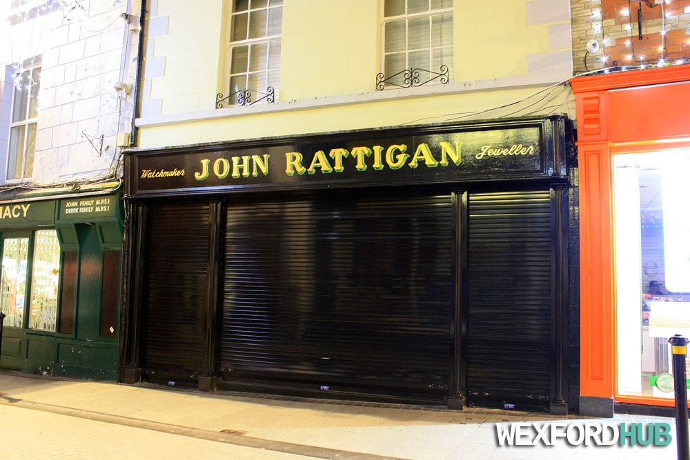Rattigan Jewellers, Wexford