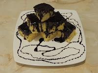 Kakao prelivom preliven kolač