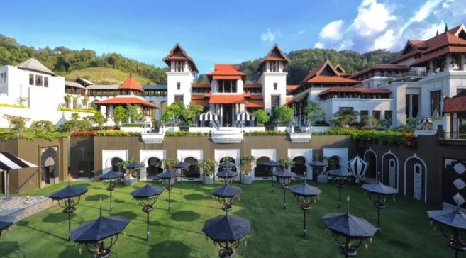 Pernah Tengok Suasana Dalaman Istana Baru Diraja Terengganu?