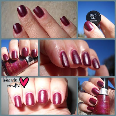 ruby ribbon revlon
