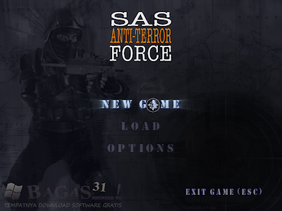 SAS Anti-Teror Force : Pc Game (Rip) 2