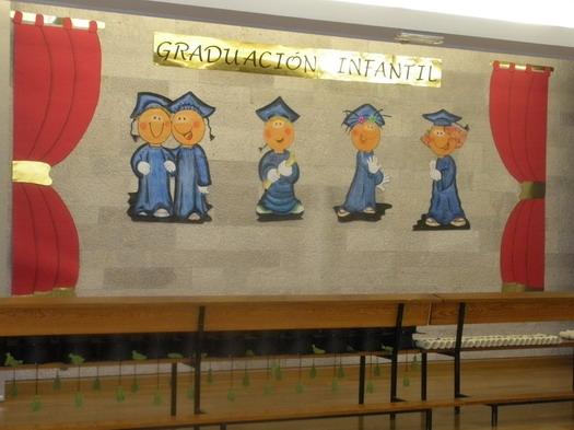 Decoracion Graduacion Infantil ~   FAMILIA  DE VALLADOLID GRADUACI?N DE 3? DE EDUCACI?N INFANTIL