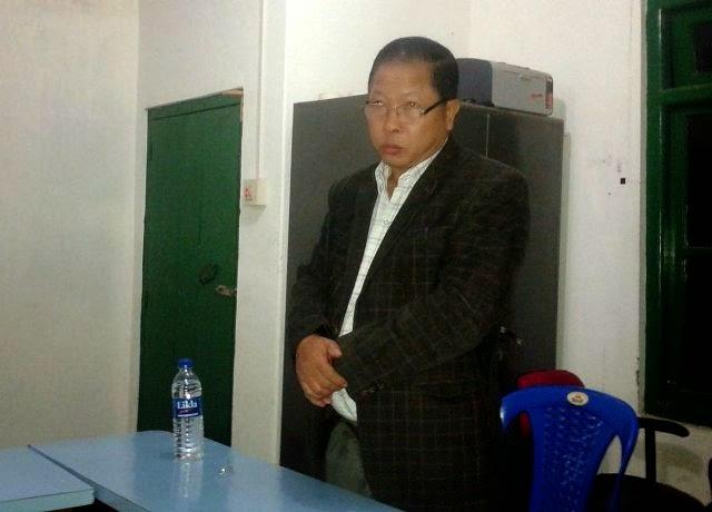 Manipur Express | October 28, 2014