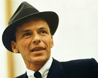 Frank Sinatra Italian-american singer
