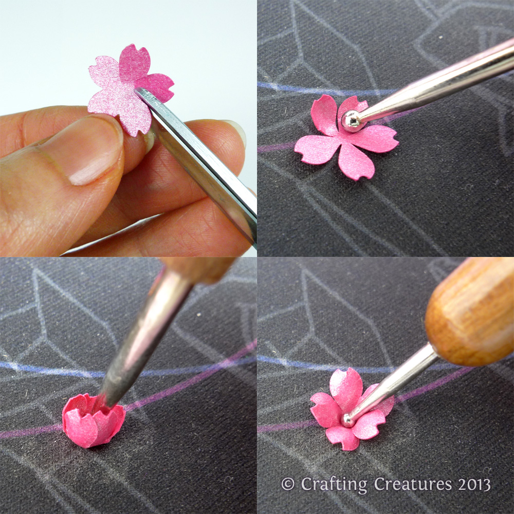 Shaping Die Punch Flowers