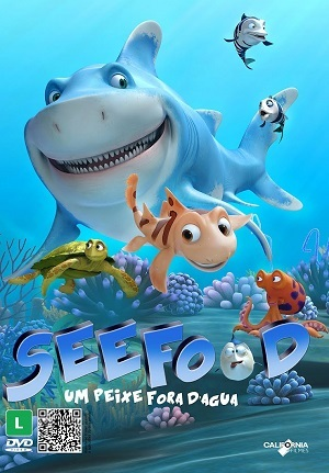 Torrent Filme Seefood - Um Peixe Fora Dagua 2011 Dublado 1080p Bluray Full HD completo