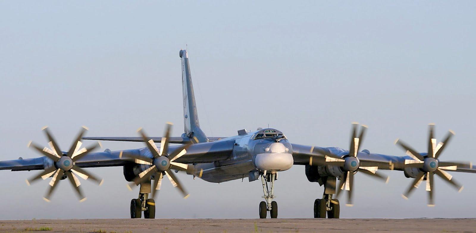 """OTAN identifica manobras aéreas """"incomuns"""" e de """"grande escala"""" de aviões militares da Rússia"""