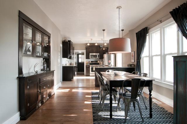 interieur maison ancienne renovee. Black Bedroom Furniture Sets. Home Design Ideas