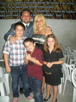 Minha familia...