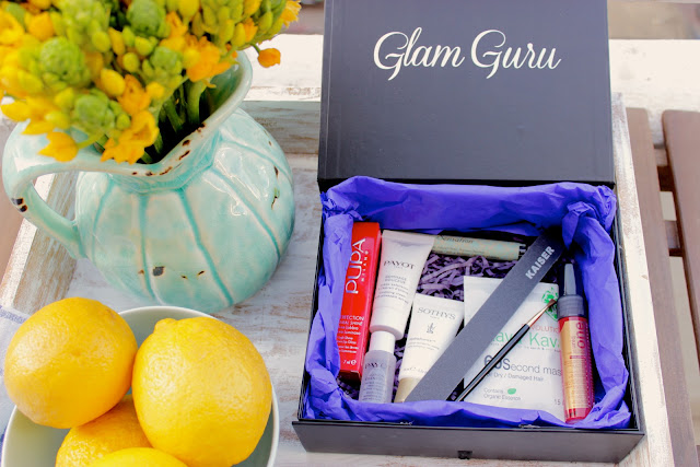 Glam Guru Beauty Box
