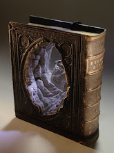 CARVE old books!