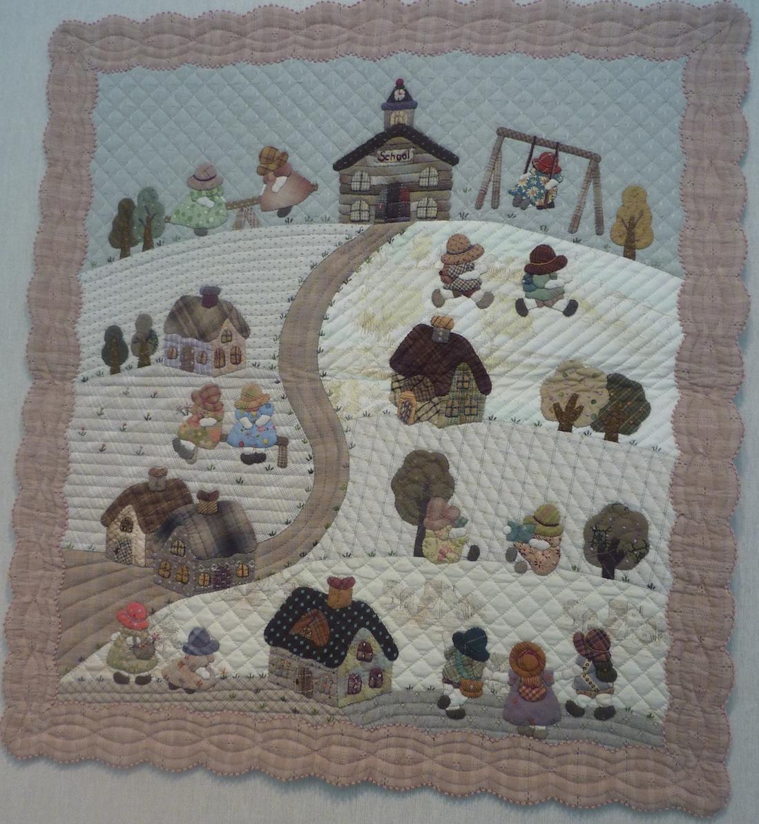 1000 images about reiko kato on pinterest sewing box - Reiko kato patchwork ...