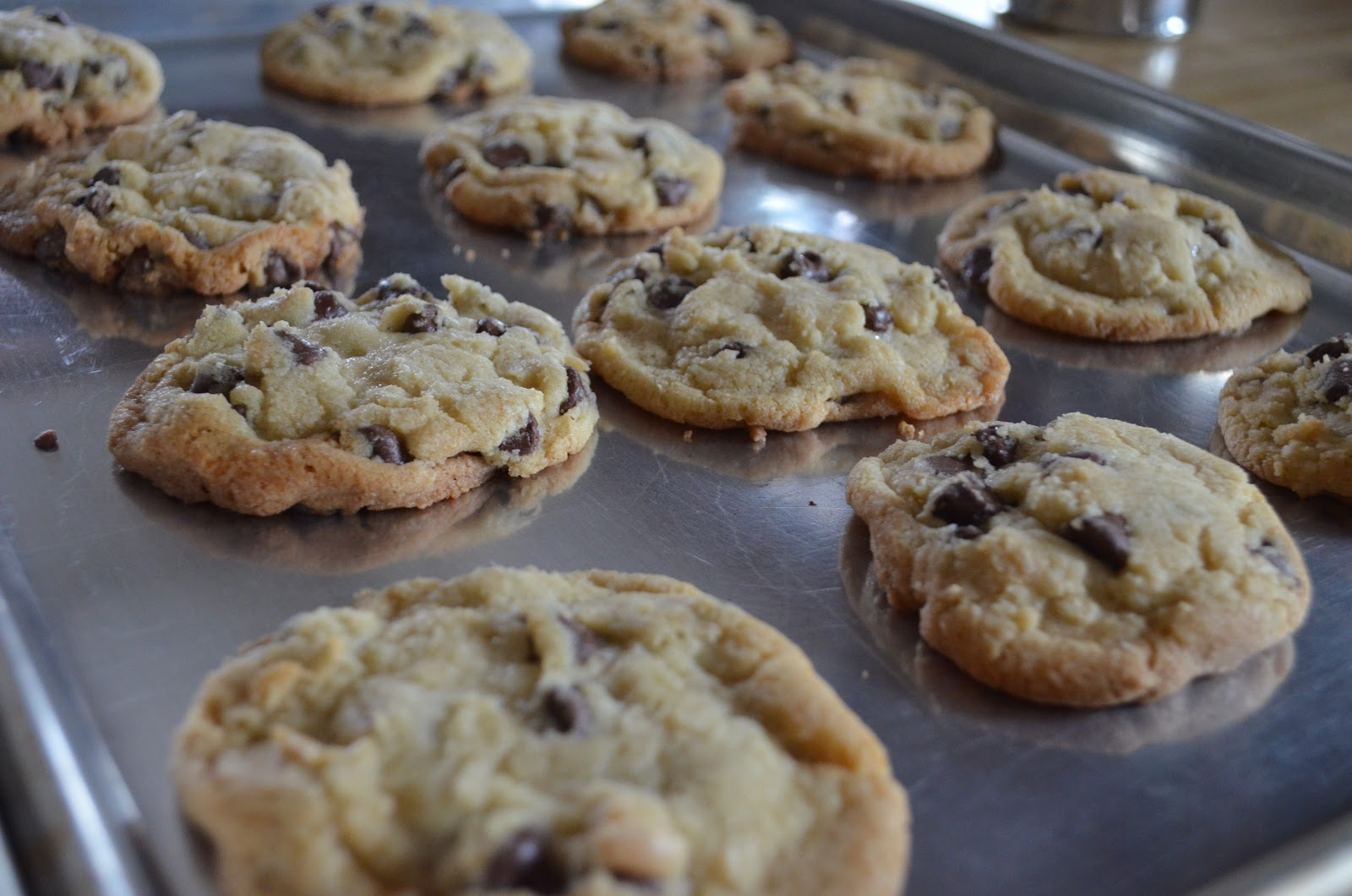 kitchen: The Best Chocolate Chip Cookie