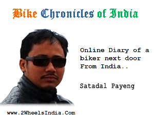 Bike Chronicles of India
