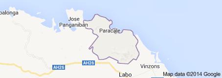 Paracale, Camarines Norte