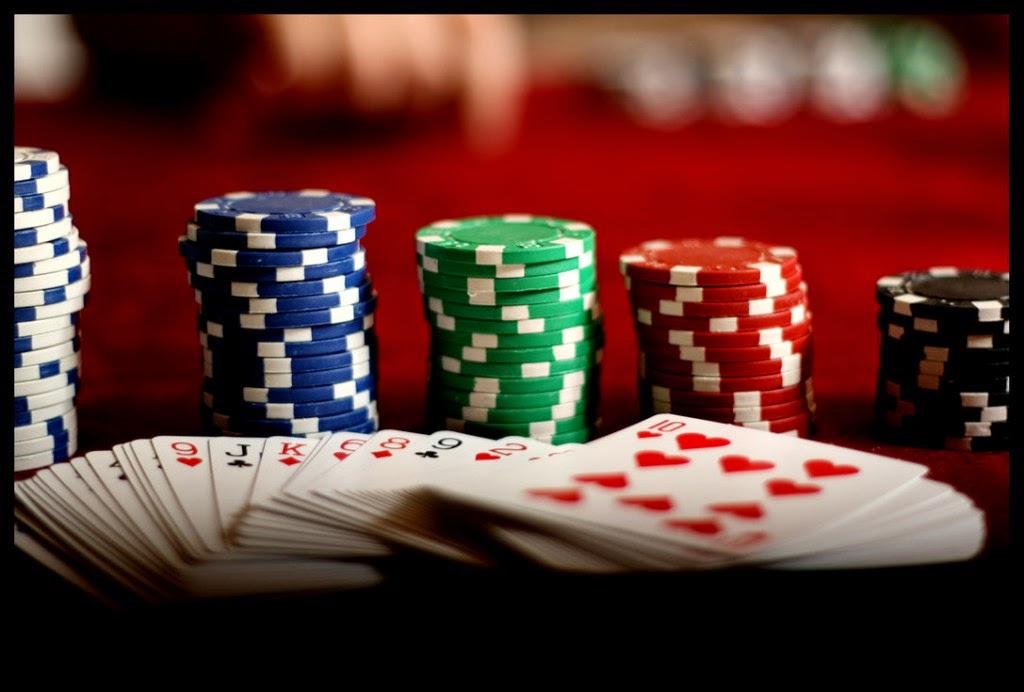 Jogar Poker-Como ganhar dinheiro
