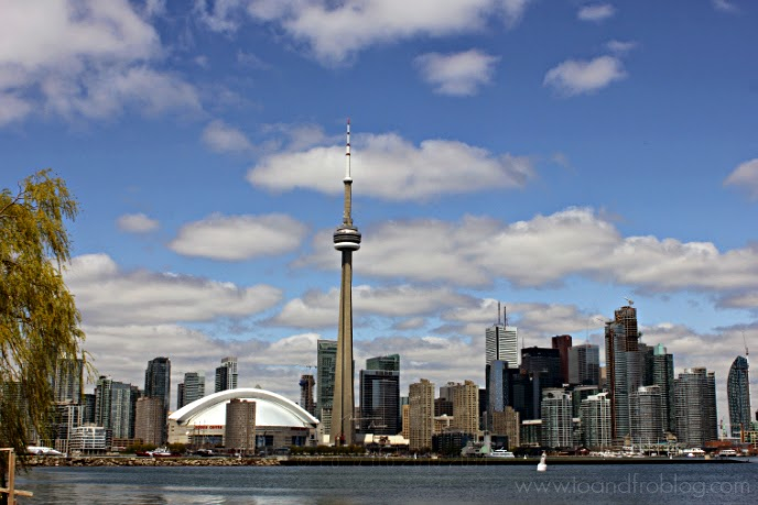 Toronto downtown skyline