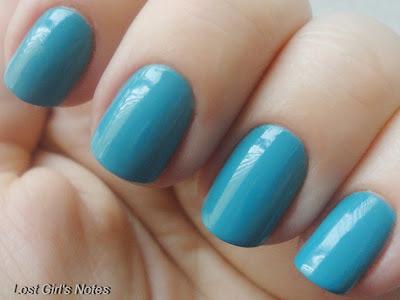 a-england galahad nail polish swatch