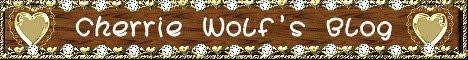 cherrie wolf's blog