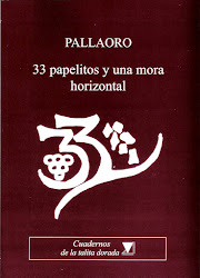 PALLAORO 33 papelitos y una mora horizontal