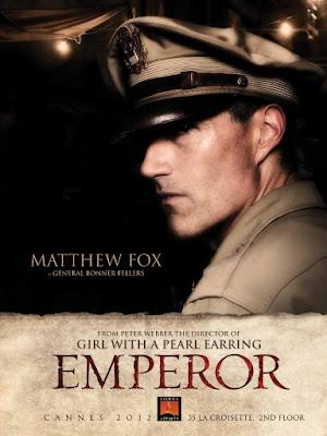Emperor Matthew Fox Poster