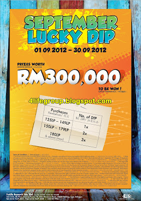 September Lucky Dip 2012