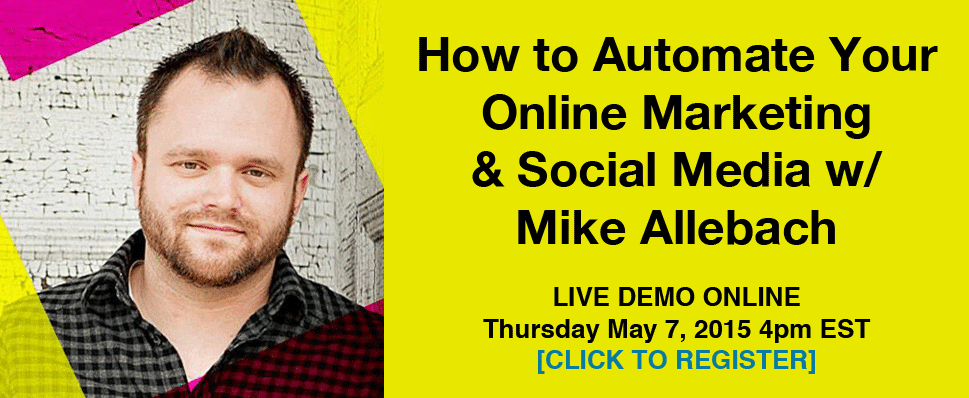 automate marketing social media mike allebach brandsmash