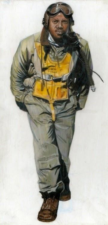 """Tuskegee Airman"""