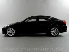 Xe mô hình tĩnh Lexus IS 350 black hiệu AUTOart tỉ lệ 1:18