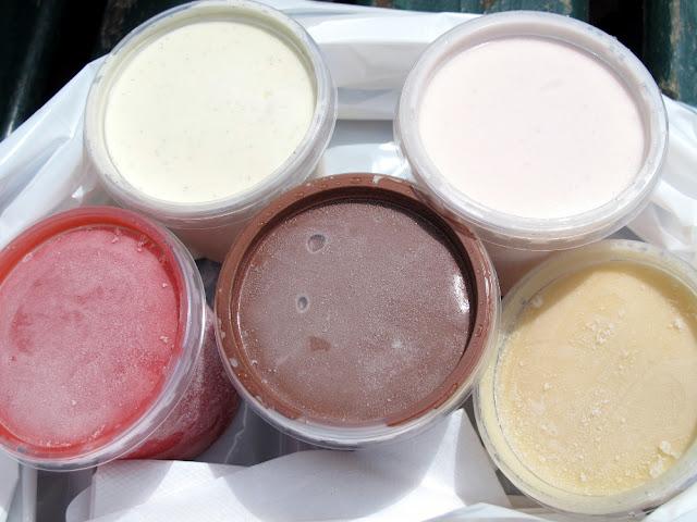 Pascal le Glacier - Sorbets et Crèmes Glacées