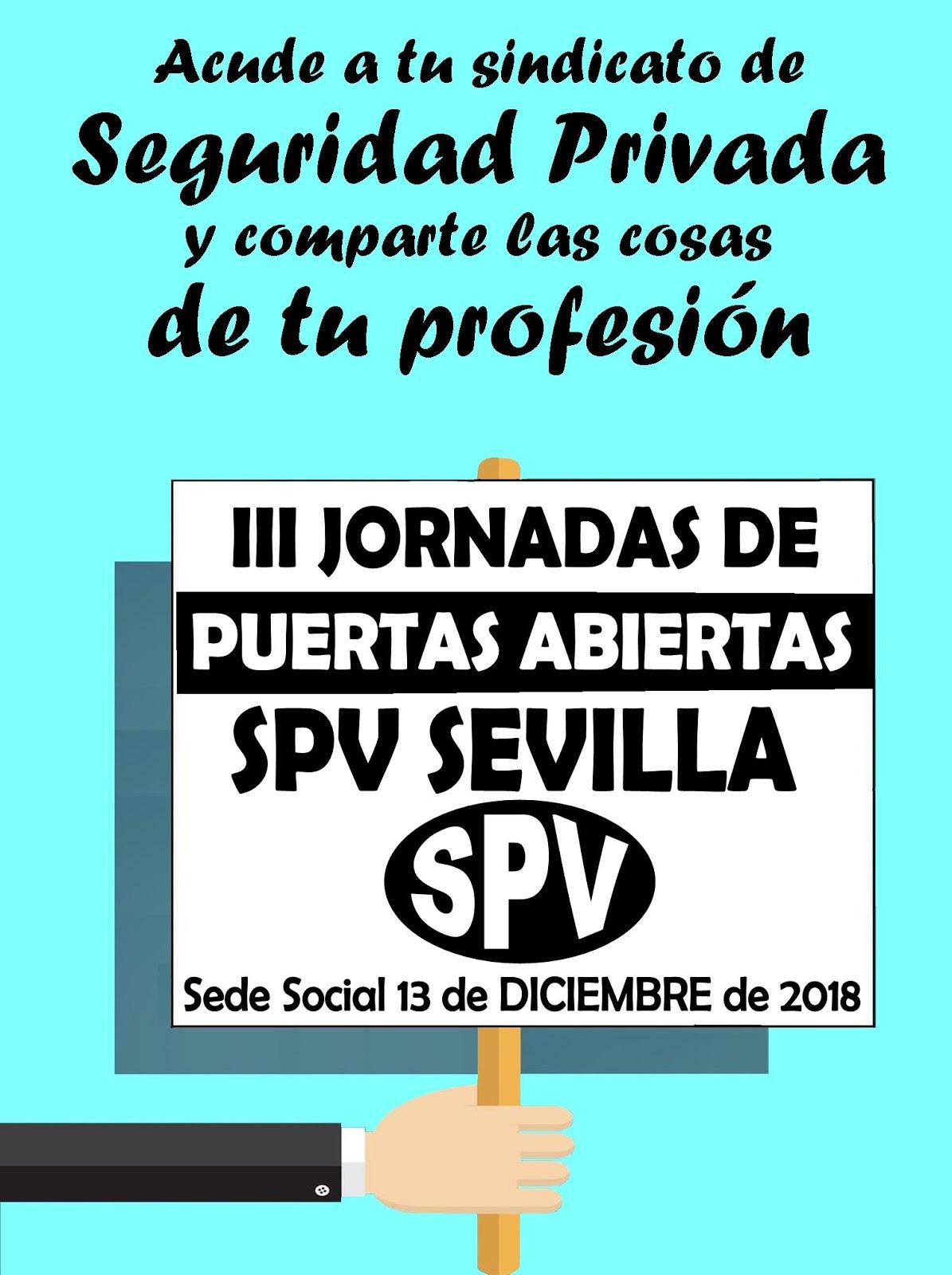 III JORNADAS DE PUERTAS ABIERTAS