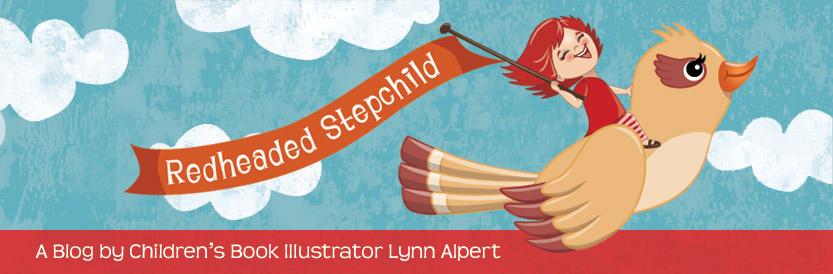 Children's Illustrator Lynn Alpert's Blog | Redheaded Stepchild