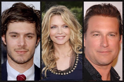 photo of Adam Brody,Michelle Pfeiffer,John Corbett