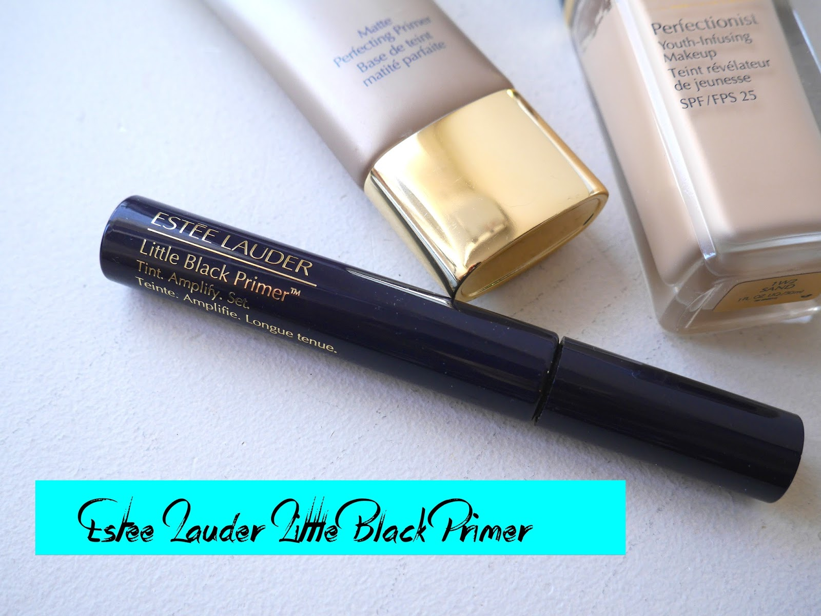estee lauder little black primer mascara review