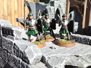 LOTR SBG Warriors of Arnor