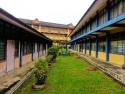 Bangunan Prasekolah & Dewan