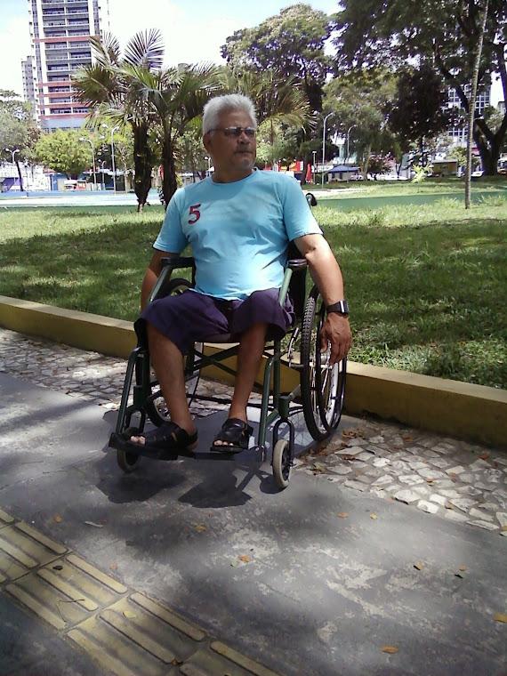 Cadeirante  Mais Feliz
