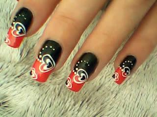 tutorijal-3-crveno-crni-nail-art-nokti