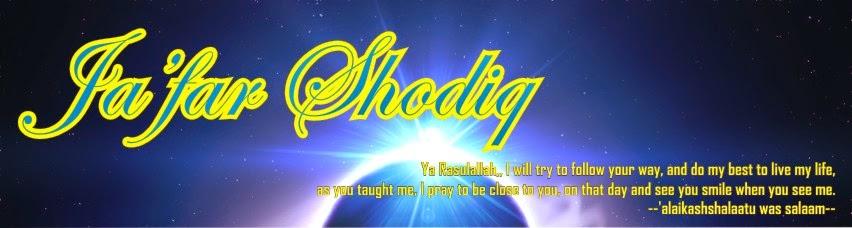 Ja'far Shodiq