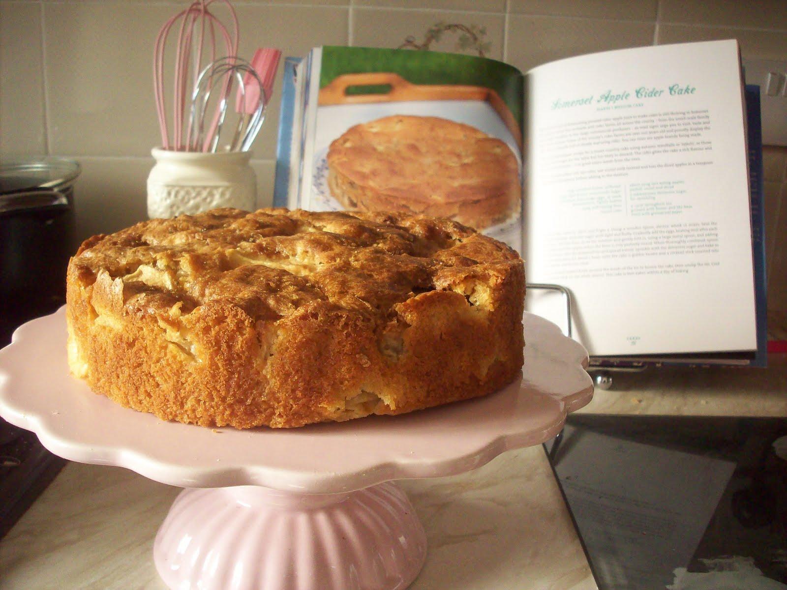 Somerset Apple Cider Cake