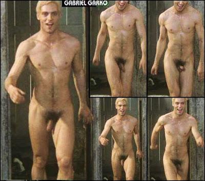 male disney stars naked